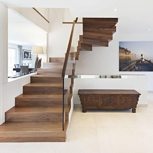 Облицовка лестниц