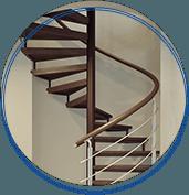 Прямые <br>лестницы
